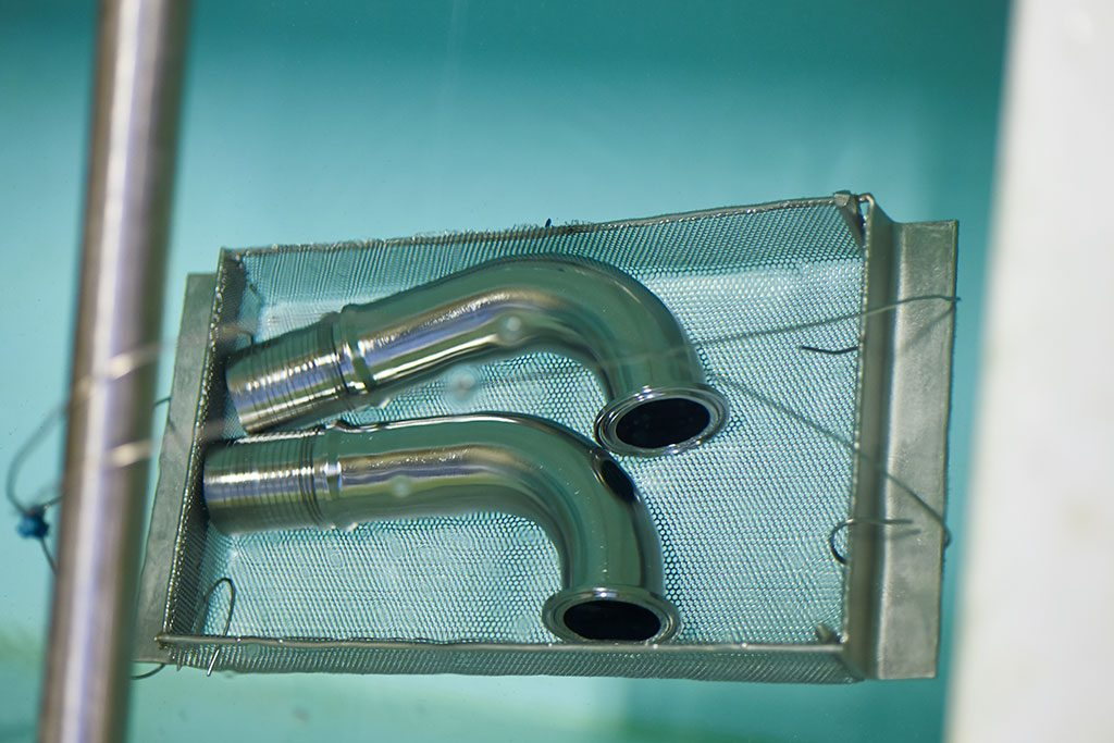 custom stainless parts